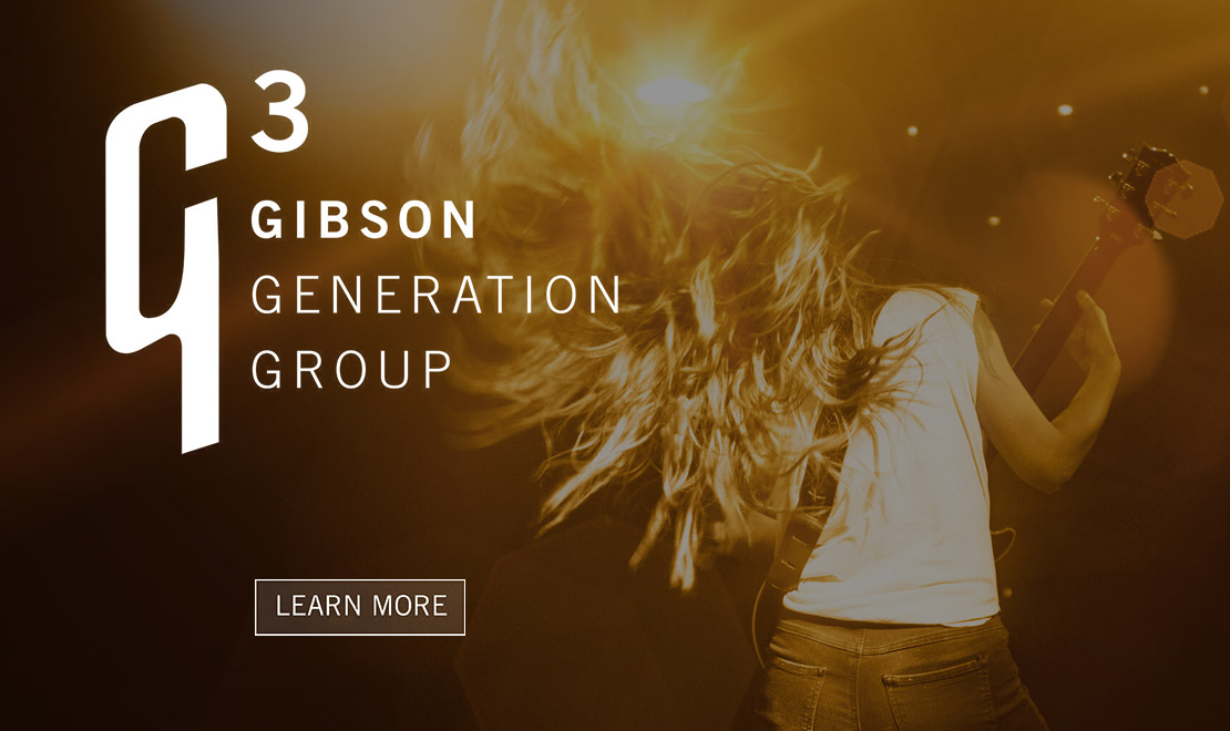 Announcing The Gibson Generation Group