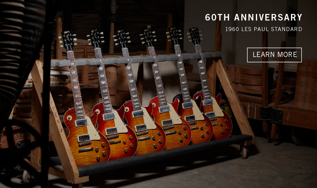 Les Paul 60th Anniversary