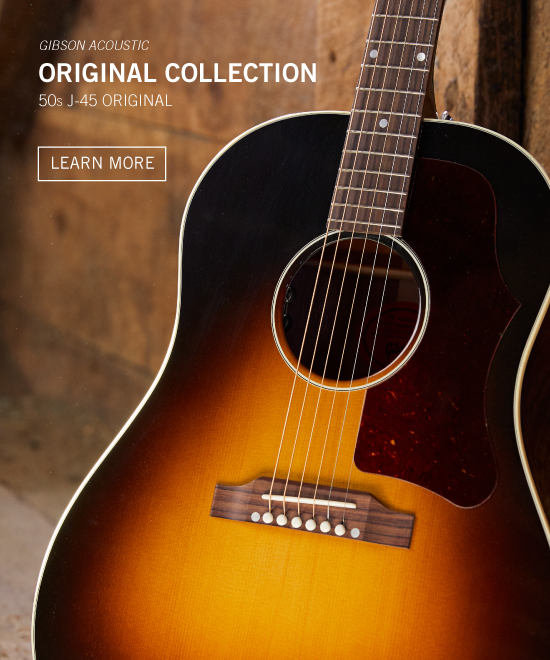 Gibson Acoustic, Original Collection