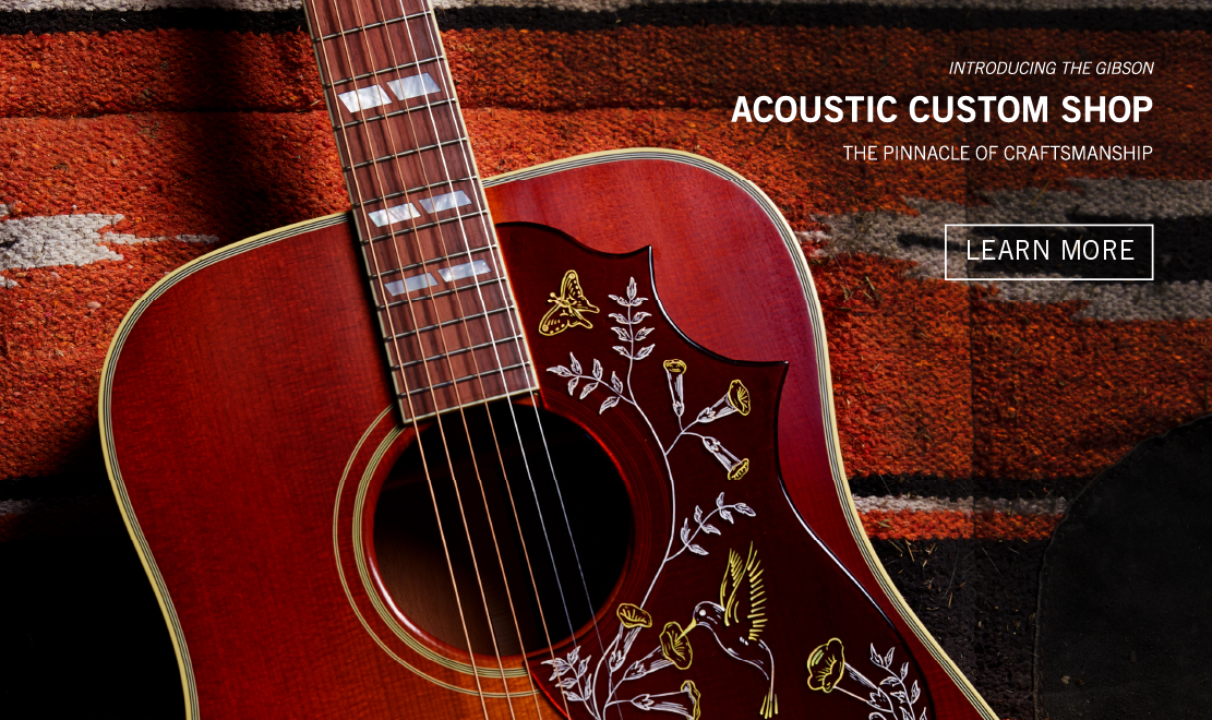Acoustic Custom Shop